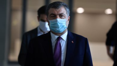 Photo of Turkey sees fewest new coronavirus cases in nearly 2 months
