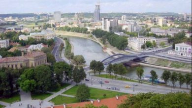 Photo of Great Runs in Vilnius, Lithuania