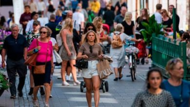 Photo of Sweden records highest death tally in 150 years in first six months of 2020