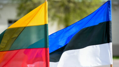 Photo of Lithuania, Estonia push for EU sanctions on Lukashenko, diplomats say