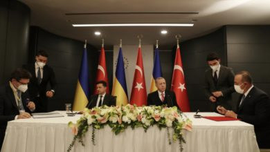 Photo of Ukraine, Turkey sign agreement on housing construction for Crimean Tatars