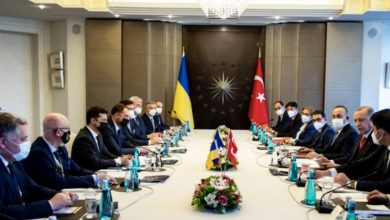 Photo of Ukraine, Turkey discuss response to challenges in Black Sea region – Zelensky