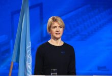 Photo of Estonia to Push the Security Council to Recommend UN's Guterres to a Second Term